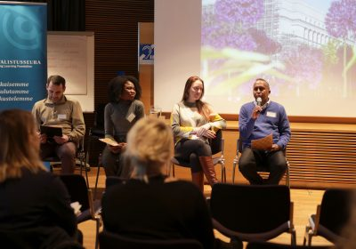 Engaging migrants in adult education in Finland