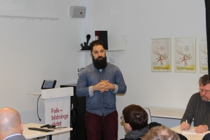 Adult education supporting migrants in Sweden